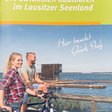 Die schönsten Radtouren im Lausitzer Seenland