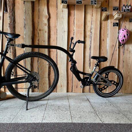 Trailer-Bike ab sofort zur Vermietung