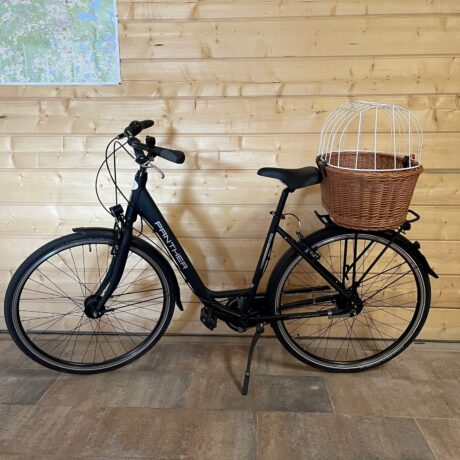 Ab sofort Tierfahrradkörbe im Bike Stadl