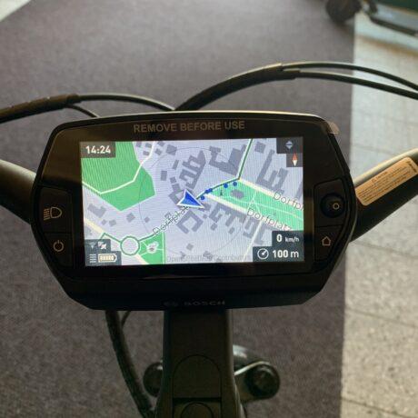 E-Bike im Bike Stadl mit Navigation mieten
