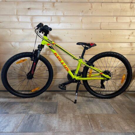 Mountainbike Kinder Kellys 24 Zoll