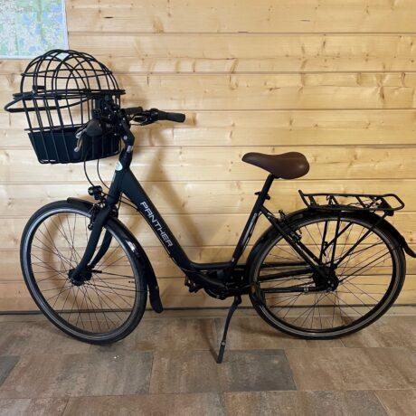 Tierfahrradkörbe für kleine Hunde im Bike Stadl