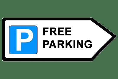 Ab Oktober kostenlos parken